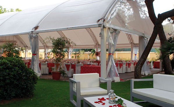 Bodas madrid bodas mirador for Boda madrid jardin