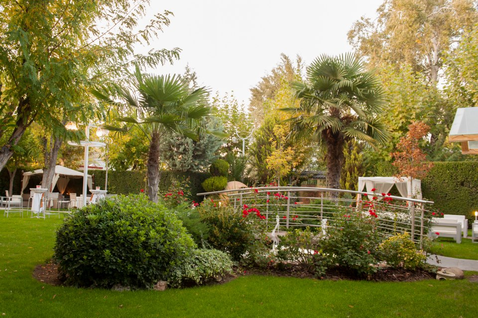 Bodas madrid bodas mirador for Boda madrid jardin