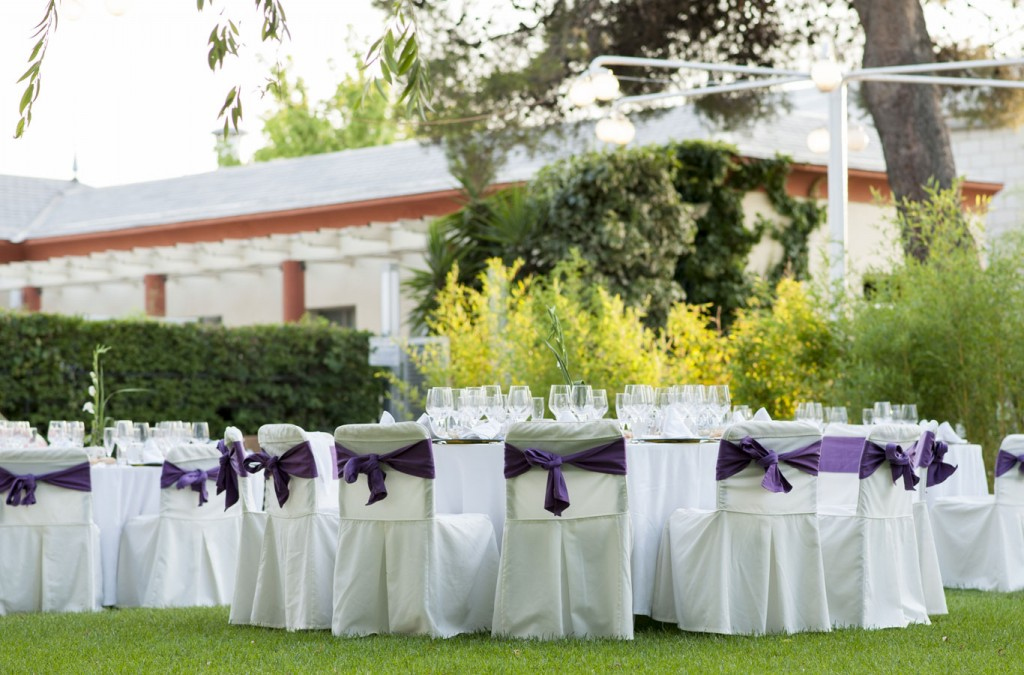 Blog del mirador blog para bodas for Boda madrid jardin