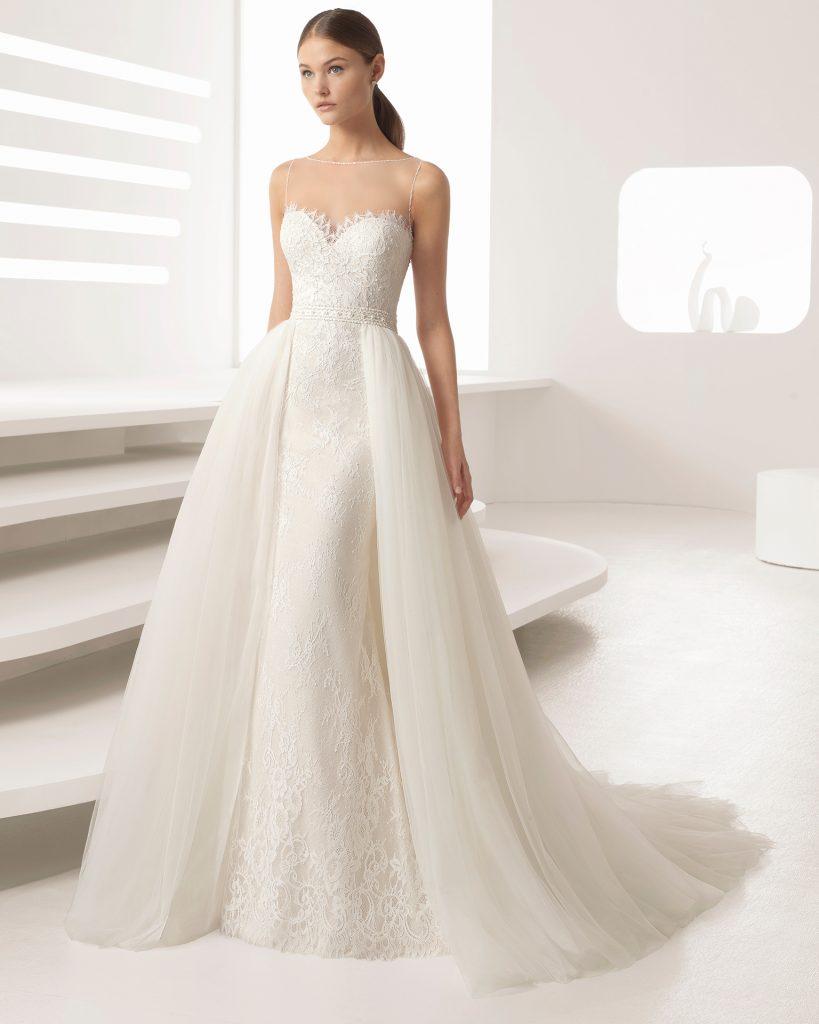 Großzügig Rosa Clara Brautjunferkleider Ideen - Hochzeit Kleid Stile ...