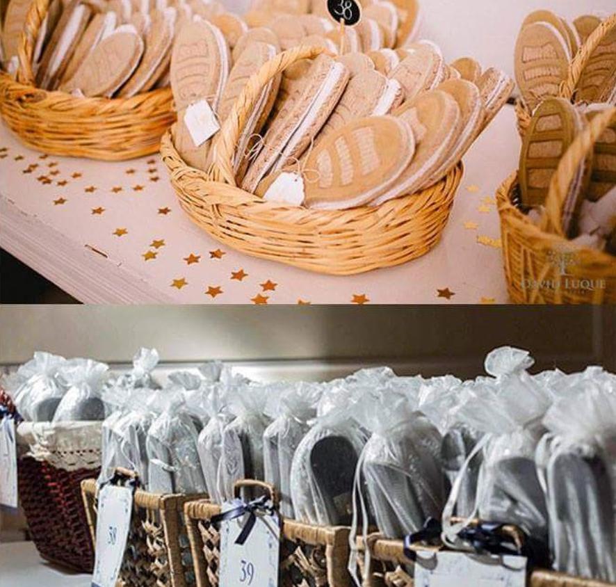 detalle boda alpargata