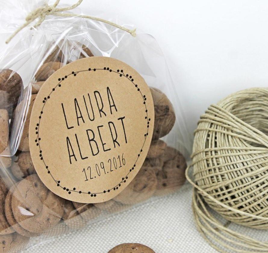 detalle de boda cookies