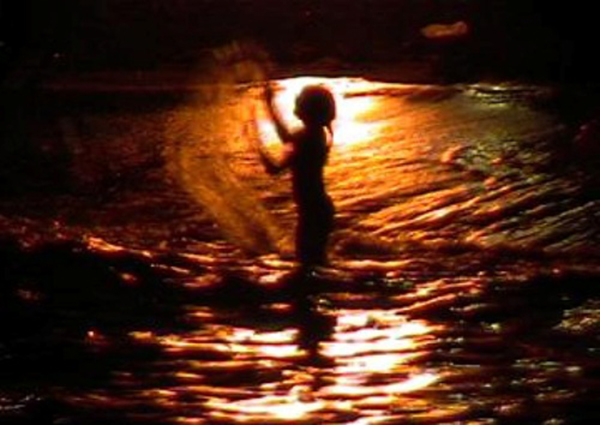 baño de la siete olas en la noche de san juan