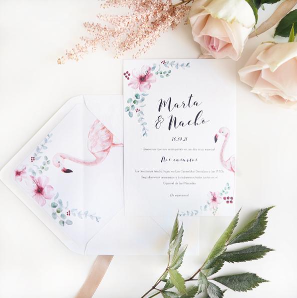 invitacion de boda morrocotudo