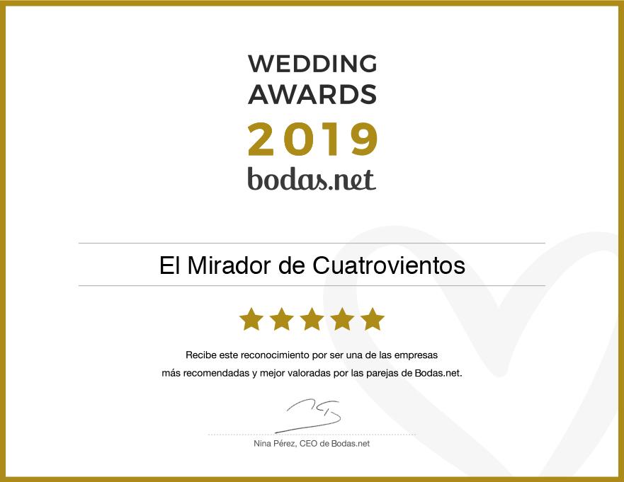 wedding award 2019